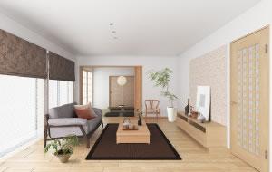 リフォーム後の室内イメージ
